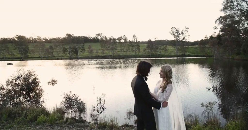 Wedding Film, Clare