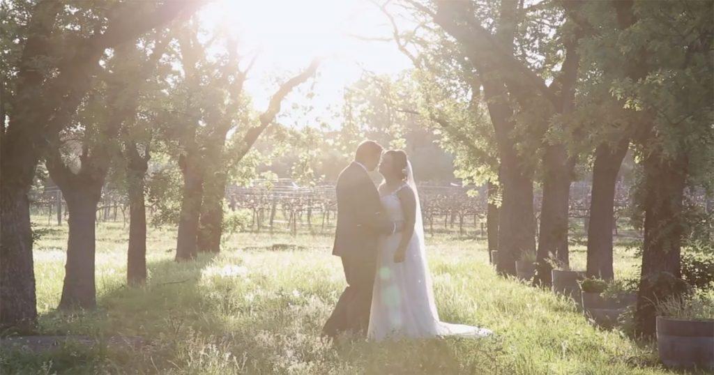 Wedding Film, Middlebrook Estate, McLaren Vale