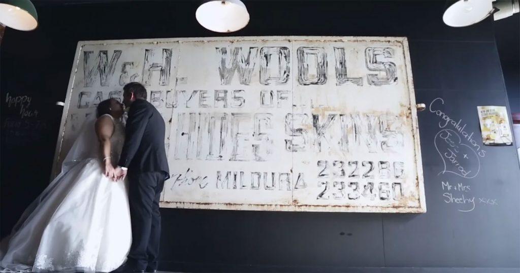 Wedding Highlight Film, Willow & Ivie, Mildura