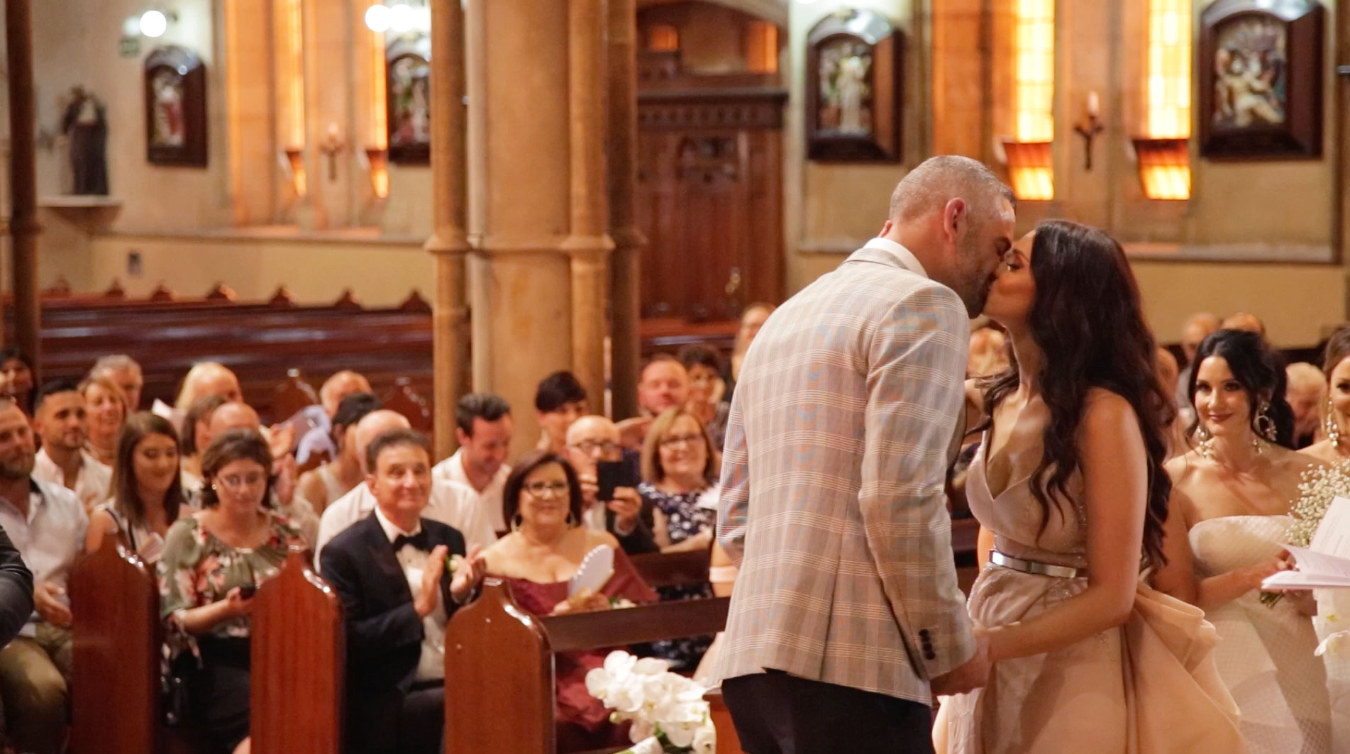 Wedding of Mark & Amie