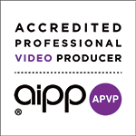 AIPP Accredited Professional Video Producer