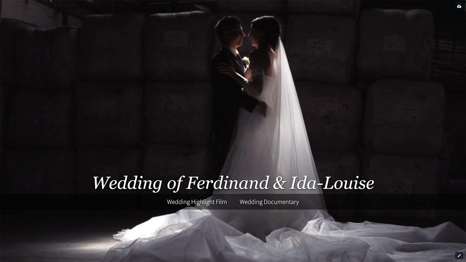 Wedding Video Online Screening Page