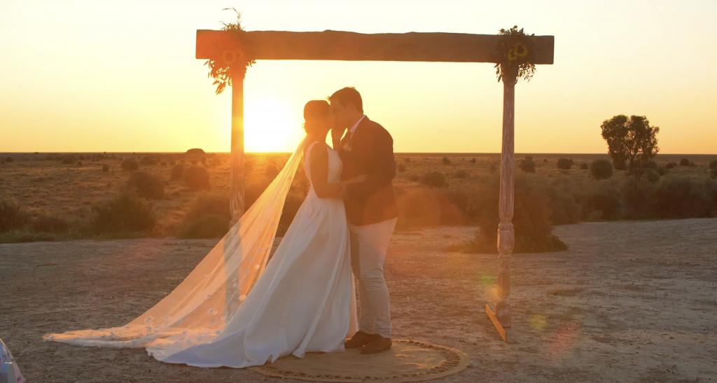 Ashlee & Jason wedding video