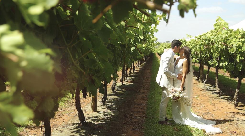 Nick & Bronte wedding video