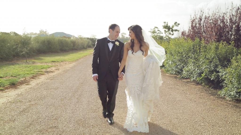 Belinda & Vincent wedding video
