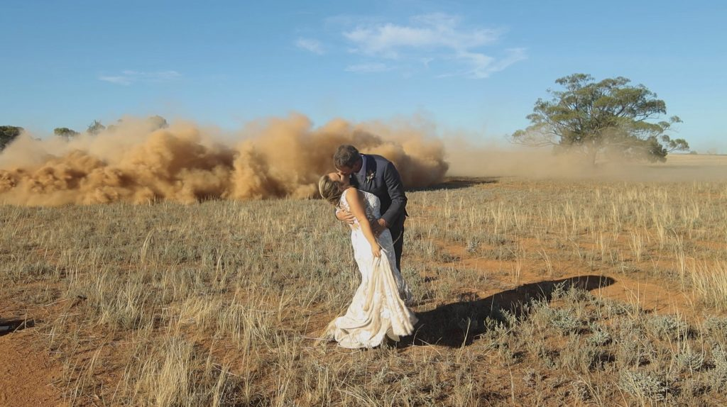 Jamie & Brett wedding video